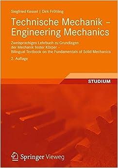 Amazon.com: Technische Mechanik - Engineering Mechanics ...
