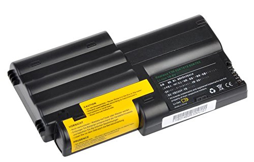 CWK New Replacement Laptop Notebook Battery for IBM THINKPAD T30 02K7034 02K7072 IBM THINKPAD T30 02K7037 02K7050 IBM ThinkPad T30 FRU 02K7072 IBM Thinkpad T30 Type 2366 2367 02K7034