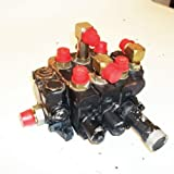 Used Main Hydraulic Control Valve Assembly Gehl 4835 4635 132210