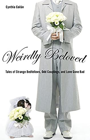 book cover of Weirdly Beloved