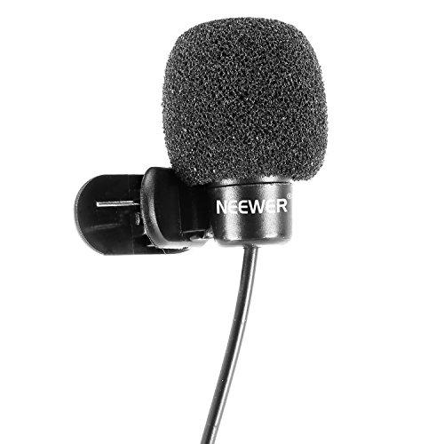 Neewerx9886;x53E3;x9EA6;x514B;x98CE; 3.5mm Hands Free Computer Clip on Mini Lapel Microphone (3X Lapel Microphone) - Image 3