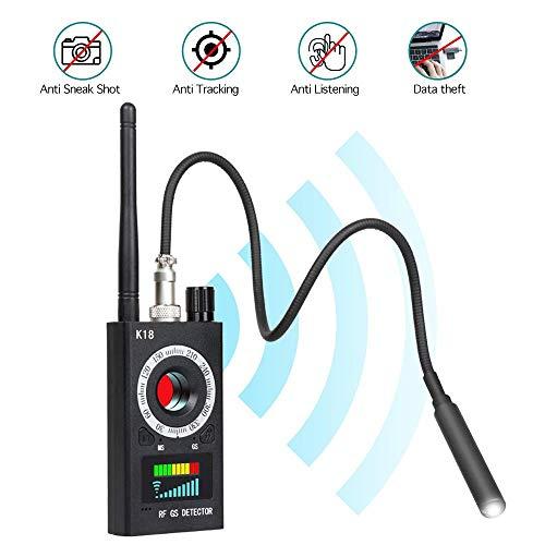 🥇 Detector de cámara ANEAR