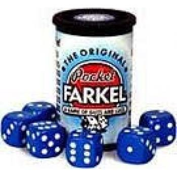 Original Pocket Farkel Dice Game