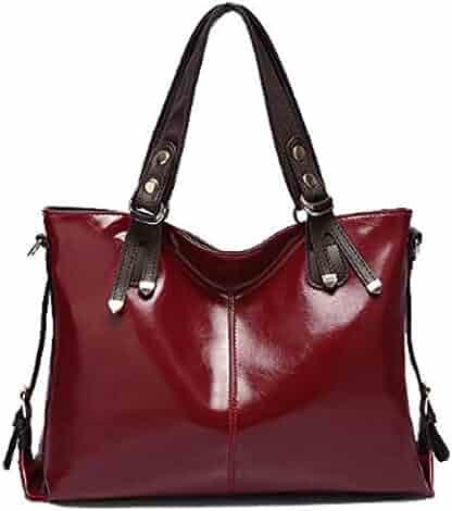 e3ceec7a83e6 Shopping Faux Leather - Hobo - Top-Handle Bags - Handbags & Wallets ...
