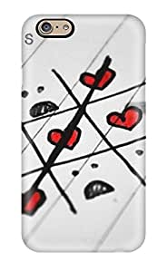 NKLavyK8954cciTG Faddish Love Always Win Conquers All Case Cover For Iphone 6