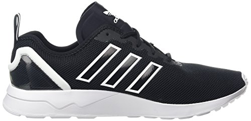 Black adidas Core ZX Adulto Nero Flux Ftwr Core Unisex Basse Ginnastica White da Scarpe Black Advanced qPUwrq