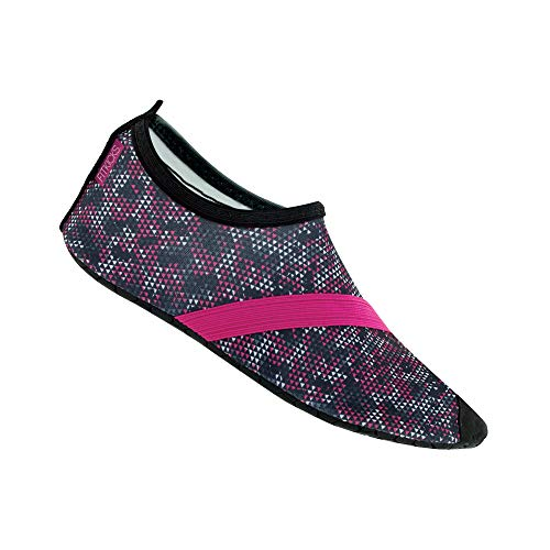 Fancy Turtle Charm - FitKicks Women's Active Footwear, Primal, X-Large / 10-11 B(M) US