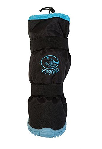 VetGood Oversized Extreme Waterproof & Breathable Dog Boot to Cover Bandages, Splints and Casts (Small) ()
