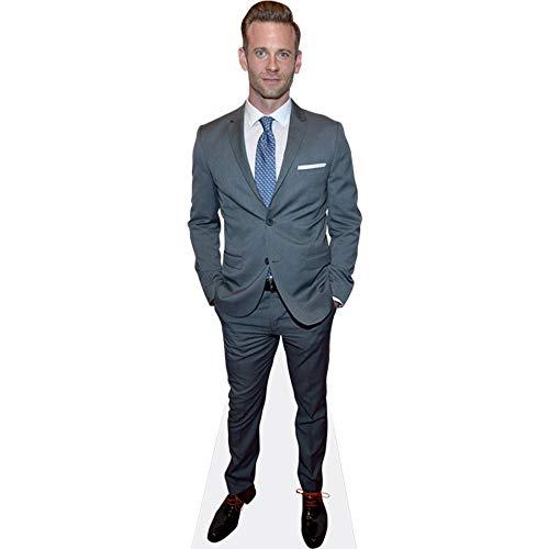(Eric Johnson (Grey Suit) Life Size)