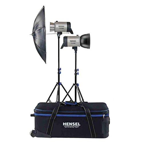 Hensel Integra 500 Plus Freemask 2 Light Kit ()