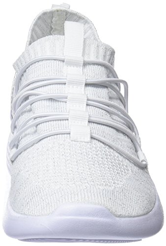 Sports Shoes Blanco 41489 Elastico Women bass3d 4RxBq
