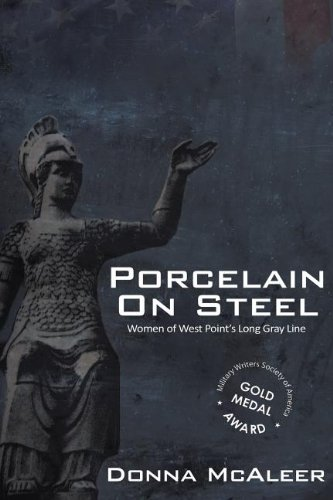 Price comparison product image Porcelain On Steel / Women of West Point's Long Gray Line