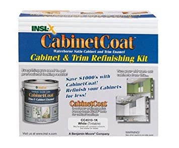 CABINET COAT KIT - WHITE by INSL-X MfrPartNo CC4510G9-1K