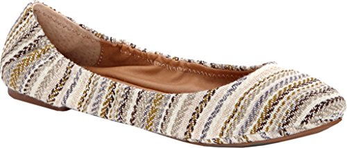 Lucky Pastel Ballet Canyon Emmie Rose Women's Multi Fabric Brand Floral Flat Print Lk Medium RrPRfSW