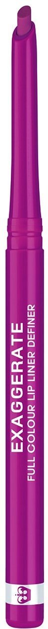 Rimmel Exaggerate Lip Liner, Enchantment 0.009 oz (Pack of 12) by Rimmel