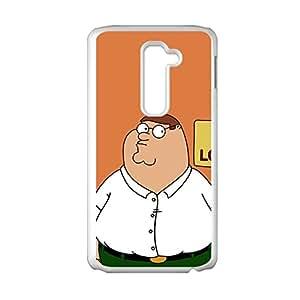 Generic Art Back Phone Covers For Boy For Lg G2 Custom Design With Family Guy Choose Design 1