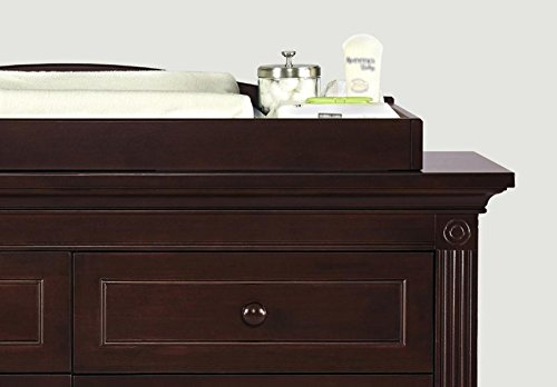 Montana Changing Topper- Espresso by Baby Cache