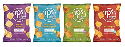 Ips The Original Egg White Chips Variety Pack