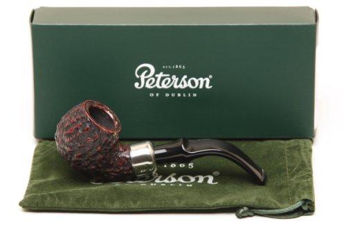 Peterson Standard Rustic 303 Tobacco Pipe Fishtail