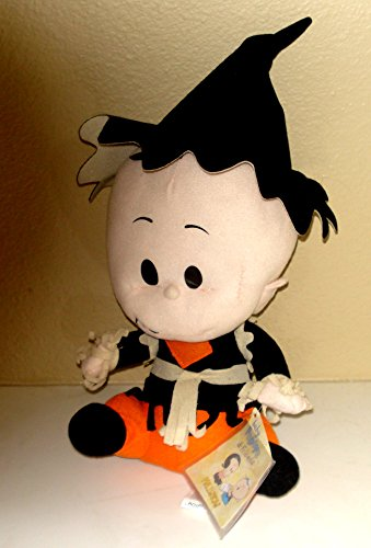 Baby Popeye Plush in Halloween Outfit - 15 Inches]()