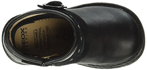 Geox B Glimmer a, Botines de Senderismo para Bebés Negro (Black C9999)