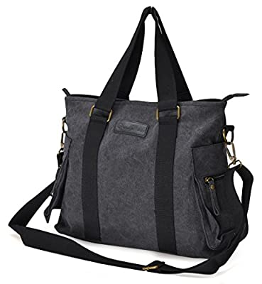 Gootium 20902 Canvas Satchel Bag, Handbag