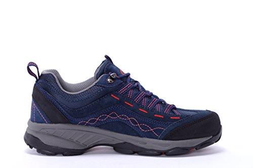La Prima Scarpa Da Escursionismo Da Uomo Outdoor Impermeabile Traspirante Membrana First-tex Blu