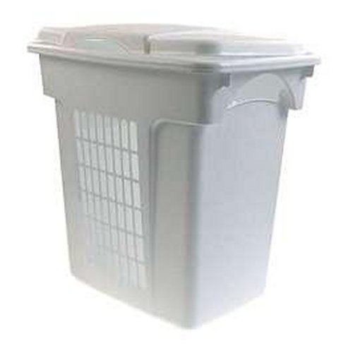 Rubbermaid fg299000wht through-handle Laundry Hamper B0060AUDAG