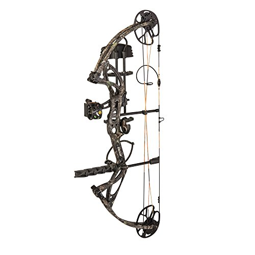 Bear Archery Cruzer G2 RTH Compound Bow - TrueTimber Kanati - Right Hand