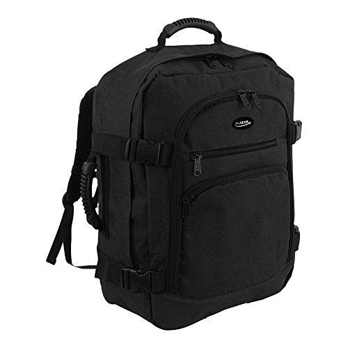 More4bagz - Bolso mochila para mujer morado violeta negro