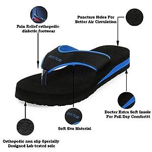 Doctor Extra Soft Slippers For Women – Orange