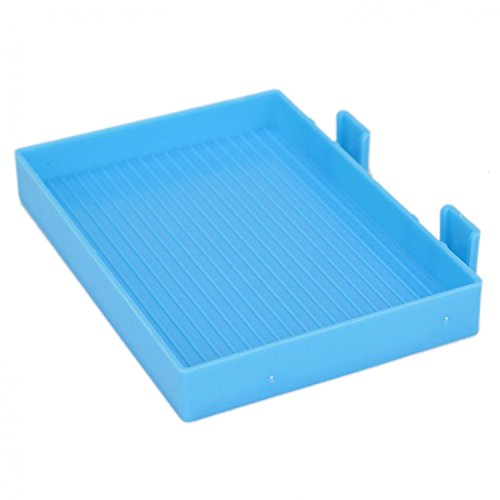 (HUELE 10 PCS Large Bead Tray Plastic-4.3x3.1x0.6 inch)