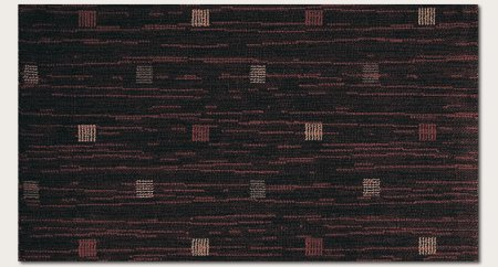 Couristan 2829/5123 Everest Antique Sarouk/Black 2-Feet by 3-Feet 7-Inch Rug Couristan Oriental Rugs Collection