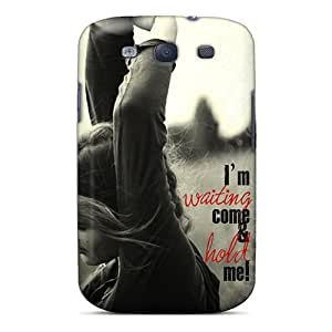 High-end Cases Covers Protector Customized Design For Galaxy S3, The Best Gift For For Girl Friend, Boy Friend