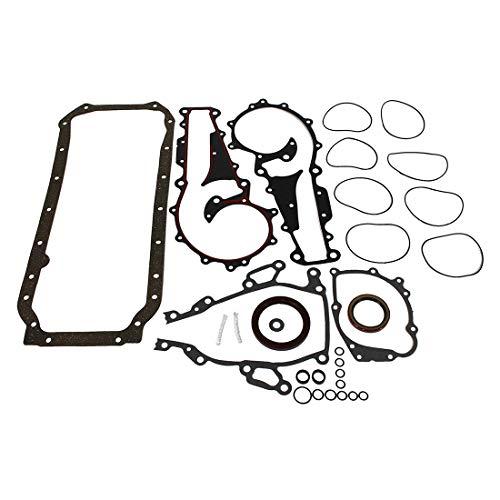 DNJ LGS3179 Lower Gasket Set for 1989-1995 / Cadillac/Allante, DeVille, Eldorado, Fleetwood, Seville / 4.5L, 4.9L / OHV / V8 / 16V / 273cid, 300cid / VIN 3, VIN 8