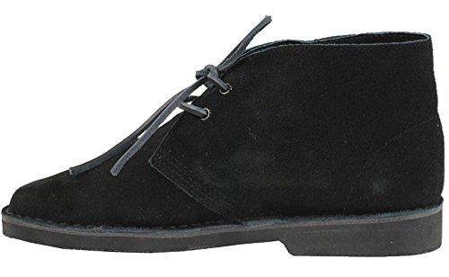 Kustom Shoes Southside Herren Leder Boot - Black