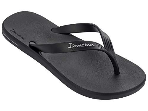 Ipanema Posto 10 Men's Sandals, Black/Black (10 US)