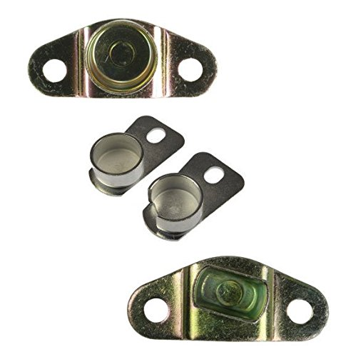 inge Body Mounted (1 Bolt Style) Kit of 4 for Chevy GMC C/K ()