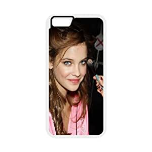 iPhone 6 Plus 5.5 Inch Cell Phone Case White Barbara Palvin Fashion Show Makeup Sexy N5F7BH