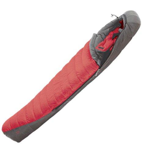 Mountain Hardwear Phantom +15 Down Sleeping Bag Sleeping bags LH Lava Regular, Outdoor Stuffs