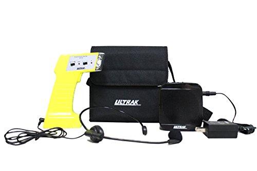 Ultrak SP-70-SET Electronic Starter & Portable Amp, Yellow