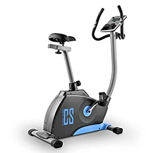 Capital Sports ERGO 1 Ergometer Cardiobike Pulsmesser Bluetooth blau
