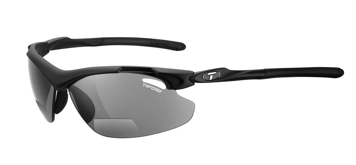 Tifosi Tyrant 2.0 1120800187 Dual Lens Reading Glasses,Matte Black,68 mm by Tifosi