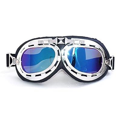 HUWQX Harley goggles lunettes de protection protégeant du vent
