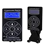 Hurricane Digital Tattoo Power Supply LCD Display Professional AC 110V 60Hz for Tattoo Machine