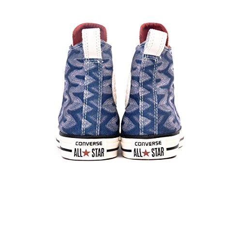 Converse - Chuck Taylor All Star - Color: Azzuro - Size: 41.0