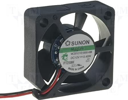 Sunon Lüfter 30x30x10mm Mf30101v2 A99 Dc 12v 8600 U Computer Zubehör
