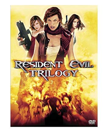 Resident Evil: Trilogy (DVD - 3 Movie Collection)