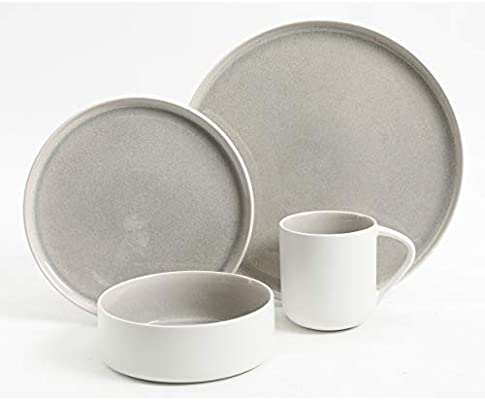 Gibson Dinnerware Set Mixed Material 16 Pieces Multi Color Buy Online At Best Price In Ksa Souq Is Now Amazon Sa