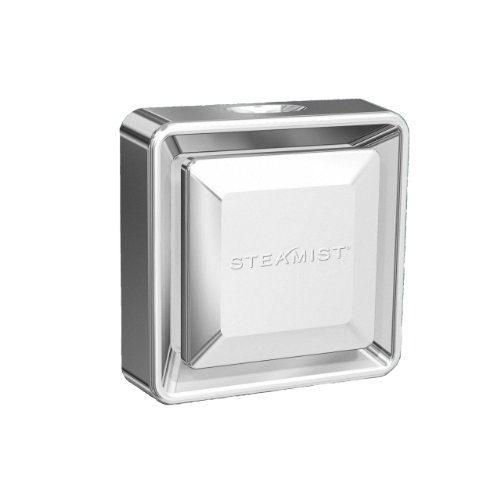 - Steamist 3199-PC Aromatherapy Steam Head, Polished Chrome